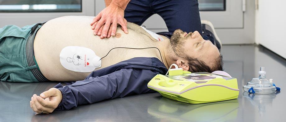 BLS-AED-SRC Kurse